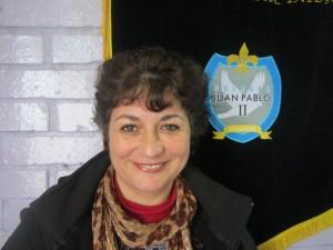 Profesora jefe de 3º Básico Titulada de la Universidad Austral de Chile